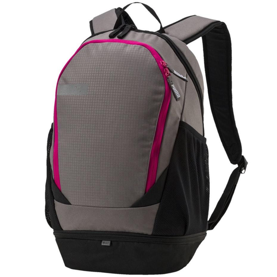 c545e749a1243 Plecak Puma Vibe Backpack Steel Gray szary 075491 04 - Cena, Opinie – Sklep  Sportbazar.pl