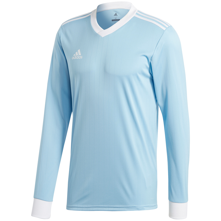 Koszulka dla dzieci adidas Tabela 18 Jersey LS JUNIOR