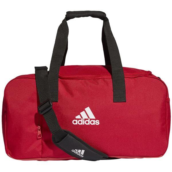 ff20341f2426e Torba adidas Tiro Duffel Bag S czerwona DU1985 - Cena, Opinie – Sklep  Sportbazar.pl