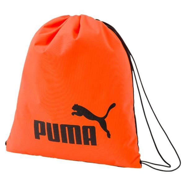Worek na buty Puma Phase Gym Sack pomarańczowy 74943 23 - Cena ... 71b945203c7