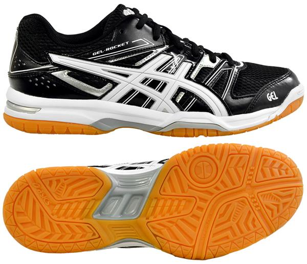 BUTY ASICS GEL ROCKET 7 B455N-9001