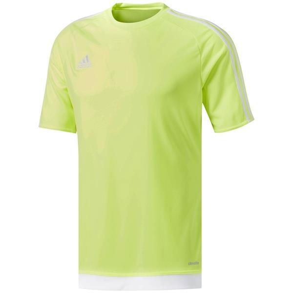 za pół miło tanio oszczędzać Koszulka adidas Estro 15 JSY żółty fluo S16160 - Cena ...