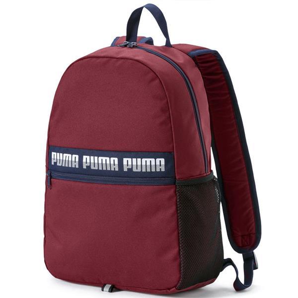895dbd3b84f48 Plecak Puma Phase Backpack II bordowy 075592 03 - Cena