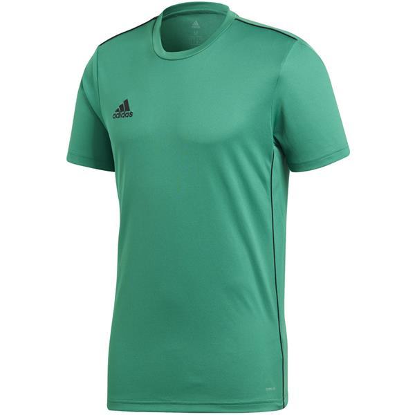 ea6bf5008 Koszulka adidas CORE 18 TRAINING zielona CV3454 - Cena, Opinie – Sklep  Sportbazar.pl