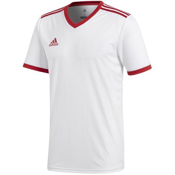 a9e5e489a75e9 Koszulka adidas Tabela 18 Jersey biała CE1717 - Cena, Opinie – Sklep  Sportbazar.pl