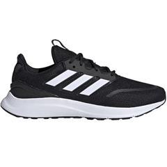 Buty męskie do biegania adidas Runfalcon szaro niebieskie