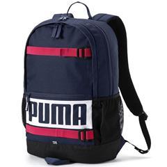 9c3a4394c5e4c Plecak Puma Phase Backpack fioletowy 075487 06 - Cena, Opinie – Sklep  Sportbazar.pl